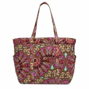 Vera Bradley Bags - Vera Bradley Get Carried Away travel Tote Bag